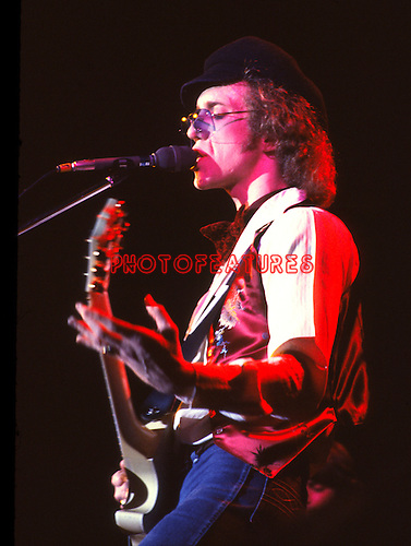 Bob Welch 1983..© Chris Walter..