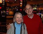 Cliff and Winnie Herbert during the Sheep Dip 53 Show at the Eldorado Hotel & Casino on Friday night, Jan. 13, 2017.