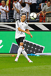 15.08.2012, Commerzbank Arena, Frankfurt, Freundschaftsspiel, Deutschland vs Argentinien, im Bild Mesut Oezil (8, Deutschland) beim Warmmachen<br /> <br /> // during the friendly Match, Deutschland vs Argentinien, Commerzbank Arena, Frankfurt, Germany, on 2012/08/15<br /> Foto © nph / Sielski *** Local Caption ***
