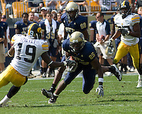 September 20, 2008: Pitt running back LeSean McCoy (25). The Pitt Panthers defeated the Iowa Hawkeyes 21-20 on September 20, 2008 at Heinz Field, Pittsburgh, Pennsylvania.