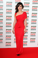 London - Red Carpet arrivals at the Jameson Empire Film Awards at the Grosvenor House Hotel, Park Lane, London - March 25th 2012..Photo by Keith Mayhew