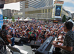 Elvin Bishop Big Fun Trio performs during the 24th Annual Great Eldorado Brews and Blues Festival in Reno, Nevada on Saturday, June 15, 2019.