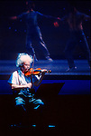 Einstein On The Beach, by Robert Wilson, world tour 7/92, McCarter Theatre.Photo Credit: T Charles Erickson ..