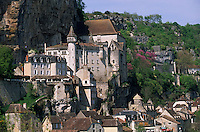 Europe/France/Midi-Pyrénées/46/Lot/Rocamadour : Le sanctuaire