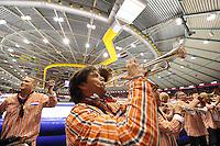 SCHAATSEN: HEERENVEEN: IJsstadion Thialf, 23-03-2014, Essent ISU WK Allround, Kleintje Pils, ©foto Martin de Jong