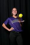Cedar Ridge softball player, Christiana McDowell.  (LOURDES M SHOAF for Round Rock Leader.)