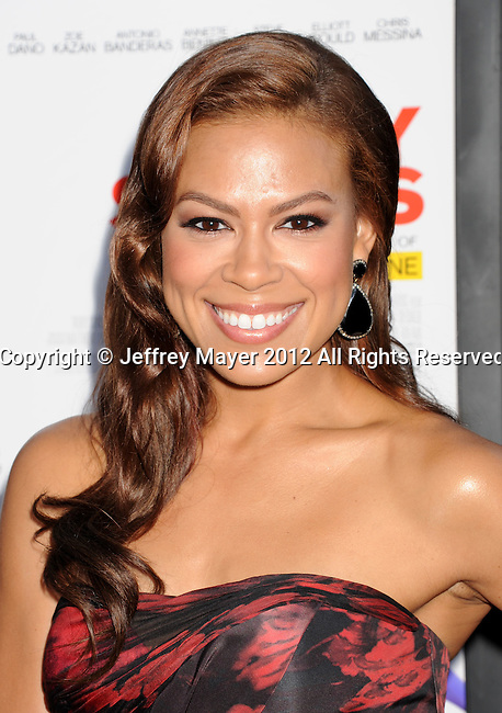HOLLYWOOD, CA - JULY 19: Toni Trucks attends the 'Ruby Sparks' Los Angeles premiere at American Cinematheque's Egyptian Theatre on July 19, 2012 in Hollywood, California.