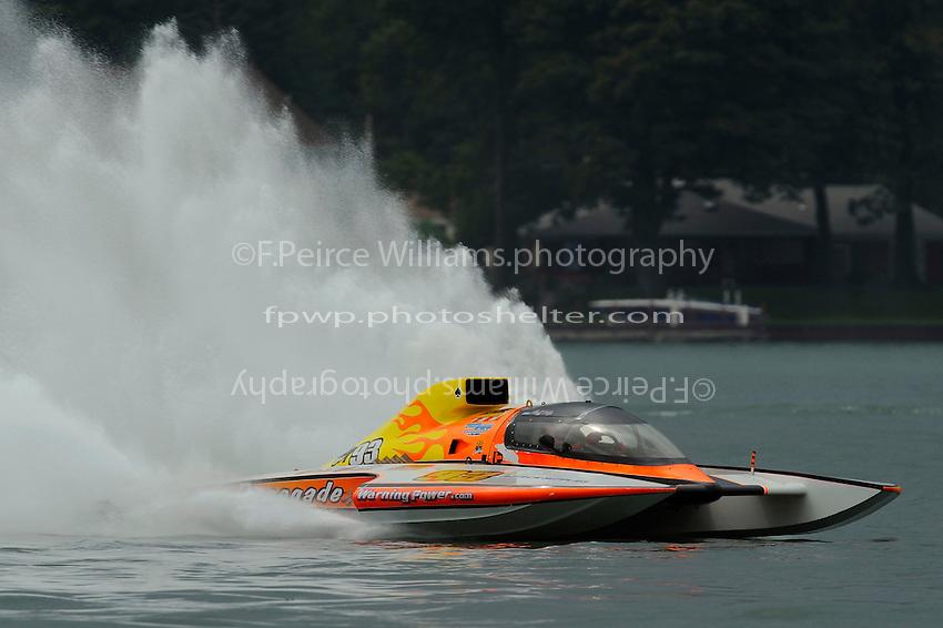 """Jimmy King, GP-93 """"Renegade""""  (Grand Prix Hydroplane(s)"""