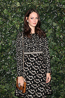 Kaya Scoderlario<br /> at the 2017 Charles Finch & CHANEL Pre-Bafta Party held at Anabels, London.<br /> <br /> <br /> ©Ash Knotek  D3227  11/02/2017