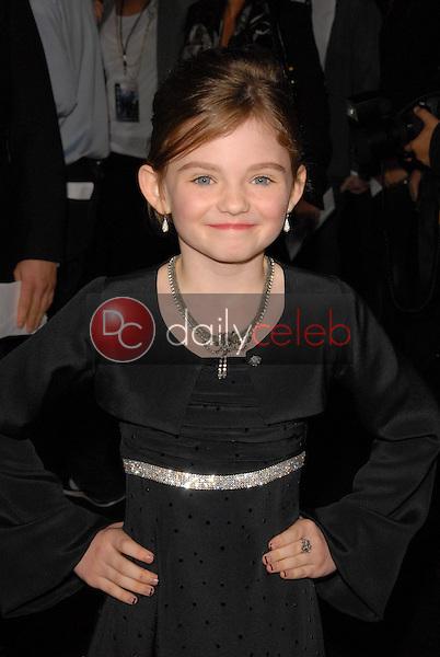 "Morgan Lily<br /> at the premiere of '2012,"" Regent Cinemas L.A. Live, Los Angeles, CA.  11-3-09<br /> David Edwards/DailyCeleb.com 818-249-4998"