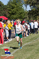 2012 Hancock XC 4A Varsity Boys @ 2.4 miles