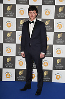 Aedan Duckworth<br /> arriving for the RTS Awards 2019 at the Grosvenor House Hotel, London<br /> <br /> ©Ash Knotek  D3489  19/03/2019