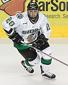 Matt Watkins - The University of Minnesota Golden Gophers defeated the University of North Dakota Fighting Sioux 4-3 on Friday, December 9, 2005, at Ralph Engelstad Arena in Grand Forks, North Dakota.