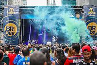 NOVA YORK (EUA) 01.09.2019 - BRAZILIAN-DAY - Palco durante brazilian Day na cidade de Nova York neste domingo, 01. (Foto: Vanessa Carvalho/Brazil Photo Press)