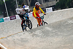 Sae Hatakeyama (JPN), <br /> AUGUST 25, 2018 - Cycling - BMX : <br /> Women's BMX Race Competition <br /> at Pulo Mas International BMX Center <br /> during the 2018 Jakarta Palembang Asian Games <br /> in Jakarta, Indonesia. <br /> (Photo by Naoki Morita/AFLO SPORT)