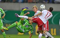 29.07.2011 1. Runde DFB Pokal RB Leipzig vs. VfL Wolfsburg