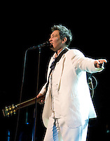 KD Lang performing at Hamer Hall, Melbourne, 22 April 2008