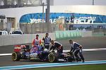 Daniil Kvyat [RUS], Scuderia Toro Rosso<br />  Foto &copy; nph / Mathis
