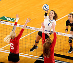 Univeristy of South Dakota at South Dakota State University Volleyball