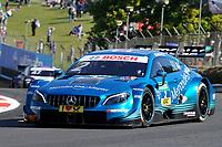 2018 DTM at Brands Hatch. #2 Gary Paffett. Mercedes-AMG DTM Team HWA. Mercedes-AMG C 63 DTM.