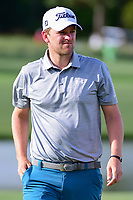 Bernd Wiesberger (AUT) after sinking his put on 12 during round 1 of the Shell Houston Open, Golf Club of Houston, Houston, Texas, USA. 3/30/2017.<br /> Picture: Golffile | Ken Murray<br /> <br /> <br /> All photo usage must carry mandatory copyright credit (&copy; Golffile | Ken Murray)