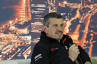27th February 2020; Circuit De Barcelona Catalunya, Barcelona, Catalonia, Spain; Formula 1 2nd Pre season Testing Day Two; Guenther Steiner, Team Principal of Haas F1 Team