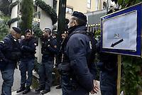 Roma, 14 Dicembre 2014<br /> Assemblea nazionale del Partito Democratico.<br /> Polizia