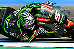 Monster Yamaha Tech 3's rider Johann Zarco of France rides during the MotoGP Official Test at Chang International Circuit on 18 February 2018, in Buriram, Thailand. Photo by Kaikungwon Duanjumroon / Power Sport Images