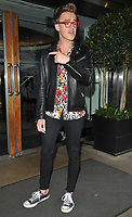 Tom Fletcher at the Tom and Giovanna Fletcher's &quot;Eve of Man&quot; book launch party, The Marylebone Hotel, Welbeck Street, London, England, UK, on Thursday 31 May 2018.<br /> CAP/CAN<br /> &copy;CAN/Capital Pictures
