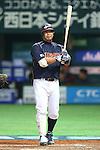Shinnosuke Abe (JPN), .MARCH 6, 2013 - WBC : .2013 World Baseball Classic .1st Round Pool A .between Japan 3-6 Cuba .at Yafuoku Dome, Fukuoka, Japan. .(Photo by YUTAKA/AFLO SPORT) [1040]