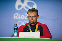 AR_08162016_RIO_PREOLYMPICS_0276.ARW  © Amory Ross / US Sailing Team.  RIO DE JENEIRO - BRAZIL. August 16, 2016. Day 9 of racing at the Olympics.