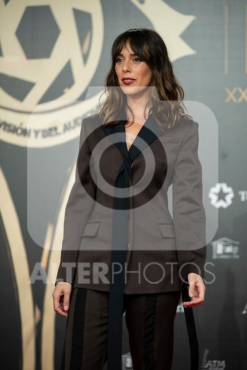 """Belen Cuesta attend """"Iris Academia de Television' awards at Nuevo Teatro Alcala, Madrid, Spain. <br /> November 18, 2019. <br /> (ALTERPHOTOS/David Jar)"""