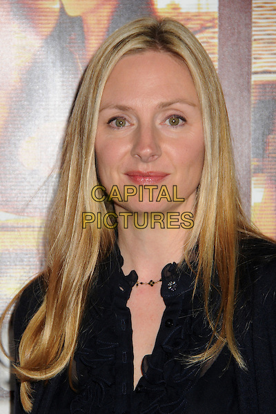 "HOPE DAVIS .HBO Films' ""Cinema Verite"" Los Angeles Premiere held at Paramount Studios, Los Angeles, California, USA,.11th April 2011..portrait headshot navy blue top blouse black .CAP/ADM/BP.©Byron Purvis/AdMedia/Capital Pictures."