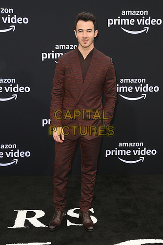 LOS ANGELES, CA - JUNE 3: Kevin Jonas at the World Premiere of Jonas Brothers' Chasing Happiness at the Regency Bruin Theater in Los Angeles, California on June 3, 2019. <br /> CAP/MPIFS<br /> ©MPIFS/Capital Pictures