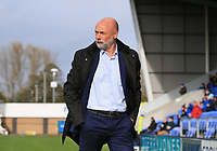 Fleetwood Town Manager Uwe Rosler during the Sky Bet League 1 match between Shrewsbury Town and Fleetwood Town at Greenhous Meadow, Shrewsbury, England on 21 October 2017. Photo by Leila Coker / PRiME Media Images.