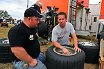 Feb 04, 2010; 3:44:22 PM; Gibsonton, FL., USA; The Lucas Oil Dirt Late Model Racing Series running The 34th Annual Dart WinterNationals at East Bay Raceway Park.  Mandatory Credit: (thesportswire.net)
