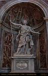 St Longinus Northeast Pier Sculpture GianLorenzo Bernini 1643 St Peter's Basilica Rome