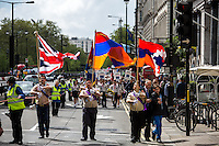 26.04.2014 - 99th Anniversary of the Armenian Genocide in London