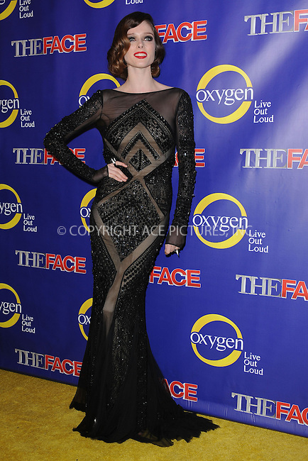 WWW.ACEPIXS.COM . . . . . .February 5, 2013...New York City....Coco Rocha attends 'The Face' Series Premiere at Marquee New York on February 5, 2013 in New York City ....Please byline: KRISTIN CALLAHAN - ACEPIXS.COM.. . . . . . ..Ace Pictures, Inc: ..tel: (212) 243 8787 or (646) 769 0430..e-mail: info@acepixs.com..web: http://www.acepixs.com .