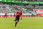 09.09.2017, Volkswagen Arena, Wolfsburg, GER, 1.FBL, VfL Wolfsburg vs Hannover 96<br /> <br /> im Bild<br /> Felix Klaus (Hannover 96 #11), <br /> <br /> Foto &copy; nordphoto / Ewert