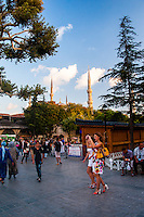 Scenes from Istanbul, Turkey