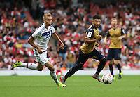 Arsenal v Olympique Lyonnais - 25/07/2015