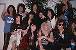 Frankie Banali, Carmine Appice, Jimmy Bain, Vinny Appice, Claude Schnell, Paul Shortino, Don Dokken, Faster Pussycat, Ronnie James Dio, Bobby Blotzer, Kuni , Yngwie Malmsteen, Eric Stacy, Brent Muscat, Taime Downe