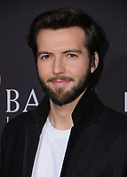 06 January 2018 - Beverly Hills, California - Guy Burnet. 2018 BAFTA Tea Party held at The Four Seasons Los Angeles at Beverly Hills in Beverly Hills.    <br /> CAP/ADM/BT<br /> &copy;BT/ADM/Capital Pictures