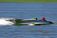 #20   (outboard hydroplane)