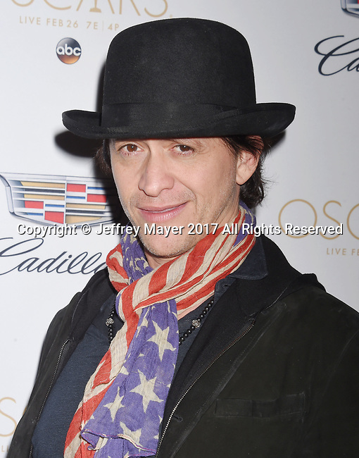 LOS ANGELES, CA - FEBRUARY 23: Actor Clifton Collins Jr. attends Cadillac's 89th annual Academy Awards celebration at Chateau Marmont on February 23, 2017 in Los Angeles, California.