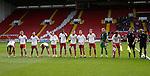 Sheffield Utd team during the PDL U21 Final at Bramall Lane Sheffield. Photo credit should read: Simon Bellis/Sportimage