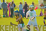 Abbeydorney's Sean Holden and Ballyduff's T J Browne.