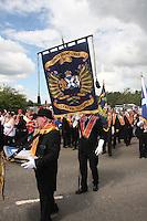 Central Scotland Parade 090711