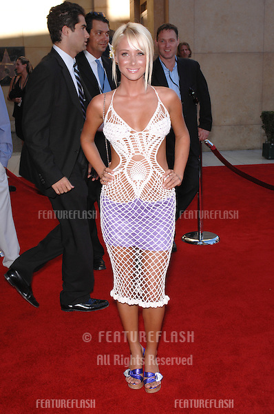 Playboy covergirl Sara Jean Underwood at the 2007 ESPYS Sports Awards at the Kodak Theatre, Hollywood..July 12, 2007  Los Angeles, CA.Picture: Paul Smith / Featureflash